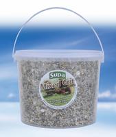 Supa Mixed Poultry Grit 4.5kg / 3 Litre Tub x 1 [Zero VAT]