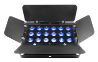 CHAUVET DJ SlimBANK T18 USB Tri-Color LED Wash/Effect Light w/Adjustable Barn DoorsLED Lighting