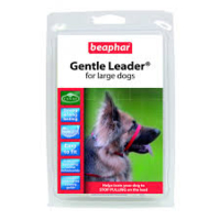 Beaphar Gentle Leader Head Collar Black Large x 1