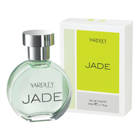 Yardley Jade 50ml Edt Spr