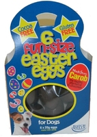 Hatchwell's Fun-Size Easter Eggs for Dogs 6-Pack x 5