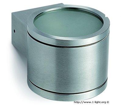 ONE Light Aluminium G9 25W IP54