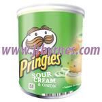 Pringles SMALL CAN S/C&Onion x12