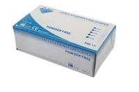 DMI - GLOVES LATEX POWDER FREE SMALL
