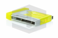 Compatible Brother LC1000 / LC970 Yellow 18ml 400 Pages