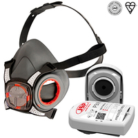 FORCE 8 HALF MASK INCL P3 FILTERS