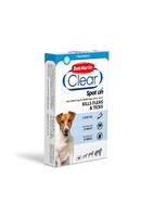 Bob Martin Flea-Clear Spot-On Small Dog Flea Drops 3 Tube x 1