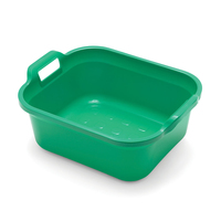 Addis Washing up bowl Jade Green