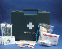 First Aid Kit Plus: Medium (1-5 Persons)