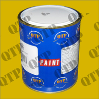 Paint 1 Ltr New JCB Yellow