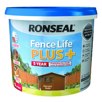 Fence Life Plus 9L Harvest Gold