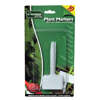 Kingfisher 10 Large Plant Markers (GSP201)