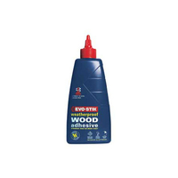 EVO-STIK RESIN W WEATHERPROOF WOOD GLUE  1LTR