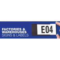 Factories and Warehouses Safety Signs