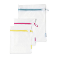 Brabantia White Wash Bags Set of 3