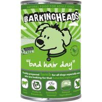 Barking Heads Cans Bad Hair Day 400g x 6