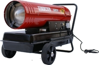 MUNTERS Sial Space Heater 80,000BTU 25kw