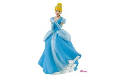 43E-301 Figures: Cinderella with glass slipper (1pk)