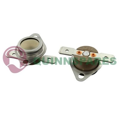 Hotpoint Tumble Dryer White Spot Thermostat Kit Compatible