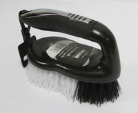 Graphite Scrub Brush