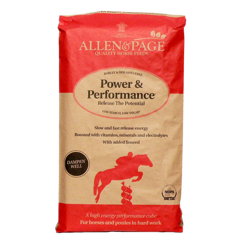 Allen & Page Power & Performance 20kg