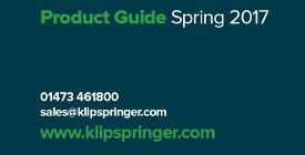0. Klipspringer Product Guide Autumn 2017 - Whole