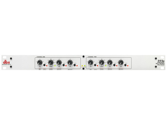 Dbx 223xs | Crossover with XLR Connections