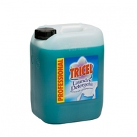 TRICEL LAUNDRY DETERGENT GREEN 10ltr