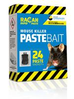Racan Rapid Mouse Killer PASTE Bait 24-Pack x 1