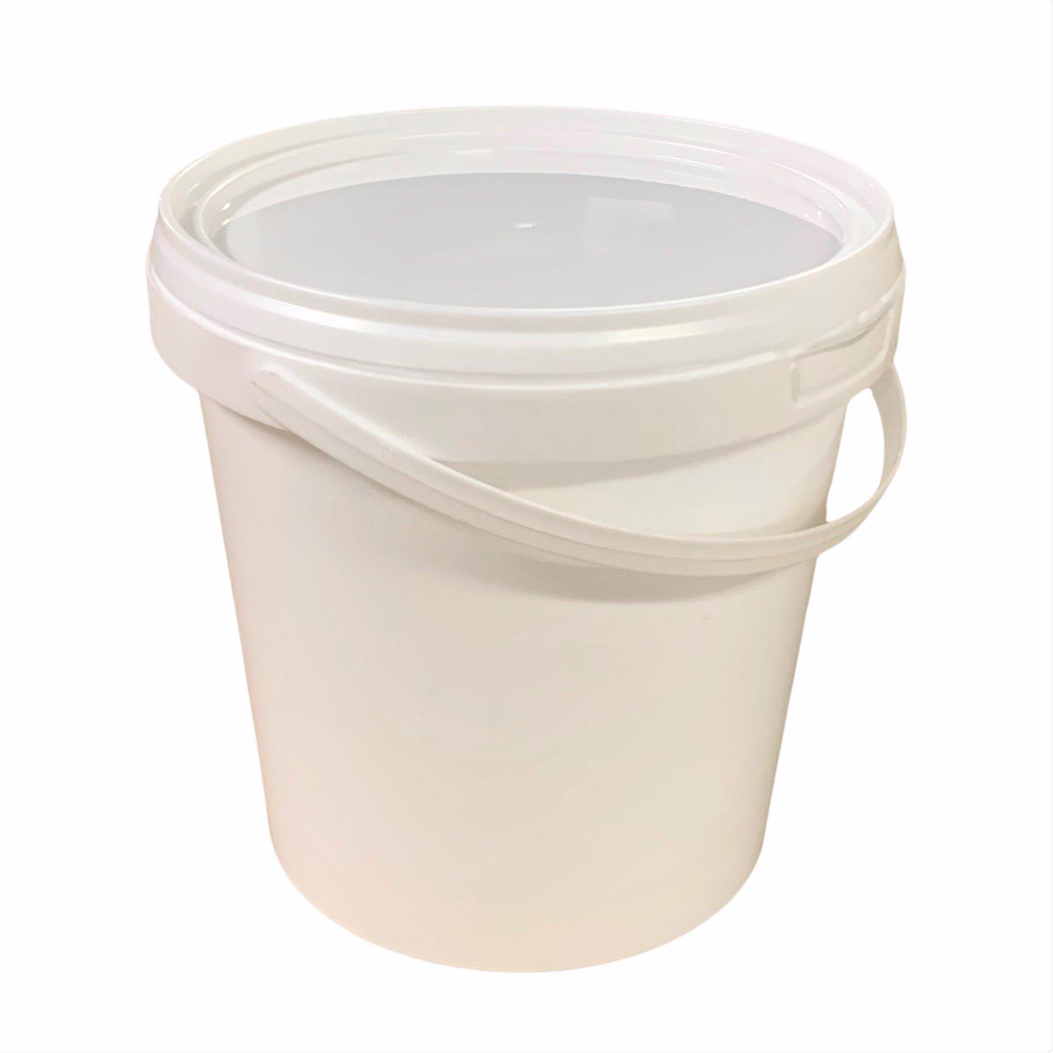 1 Litre Plastic buckets