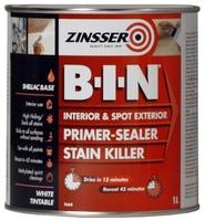Zinsser B-I-N Primer Sealer 1L