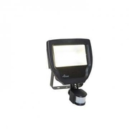 30W LED Floodlight PIR 4000K