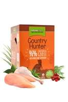 Natures Menu Country Hunter Cat Pouch Chicken & Goose 85g 6-Pk x 3