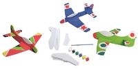 Eva Planes to Paint. (Priced in singles, order in multiples of 4)
