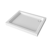 900 X 760 RECTANGULAR SHOWER TRAY
