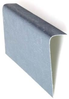 Cromar Pro GRP Trim Simulated Lead Flashing 100x40mm 3Mtr