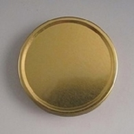 70mm Gold cap