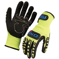 Arax Gold Anti Vibration Cut 5 Glove