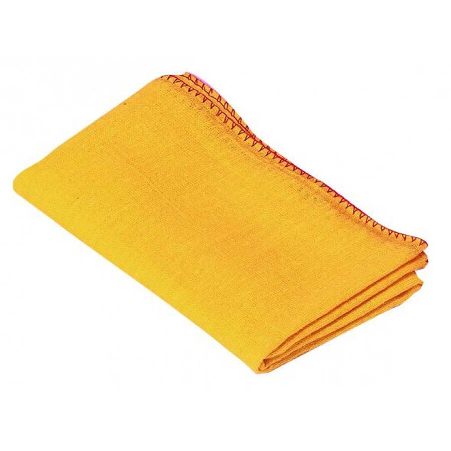 Jangro Yellow Duster 510x460mm Pk of 10