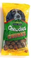 Chewdles Chunks Chicken 180g x 6