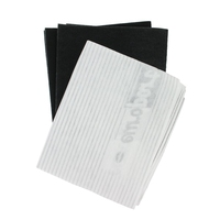 Universal Cooker Hood Saturation Indicator Grease Filter (x2) & Carbon Odour Filter (x1) Kit (47 x 57cm)