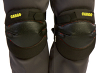 FOAM KNEE PAD WITH VELCRO STRAP