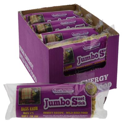 Suet to Go Jumbo Suet Stick 500g x 8