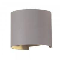6W Wall Light 3000K Grey