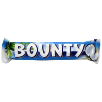 Chocolate Bounty-24x57g