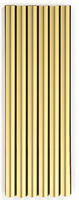 PAPER FOIL GOLD/SILVER  50CM