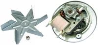 Hotpoint Fan Oven Motor 22mm x 6mm Long Shaft Type Genuine