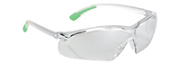 Univet 516 Clear Anti-scratch glasses