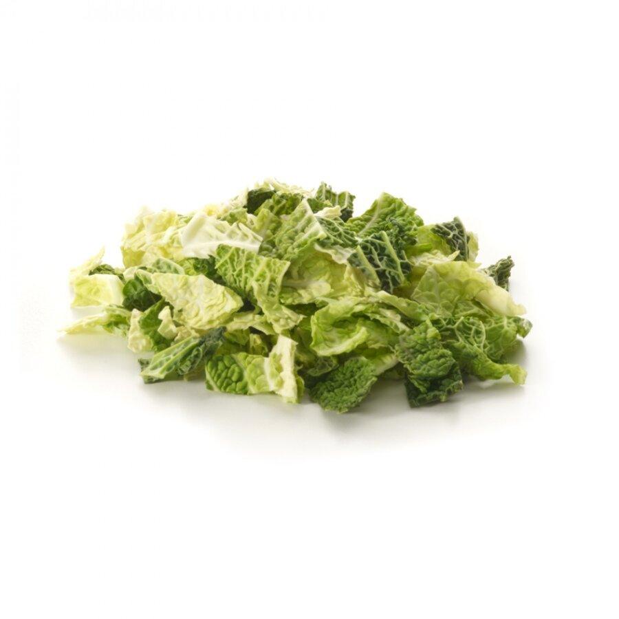 Chopped Savoy Cabbage