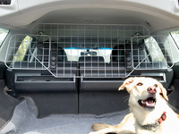 Summit Easyfit Dog Guard Mesh Headrest x 1